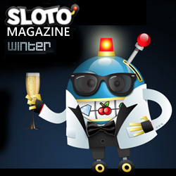 free casino player magazine from sloto'cash
