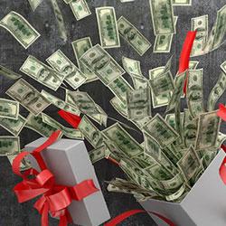 christmas blackjack bonus