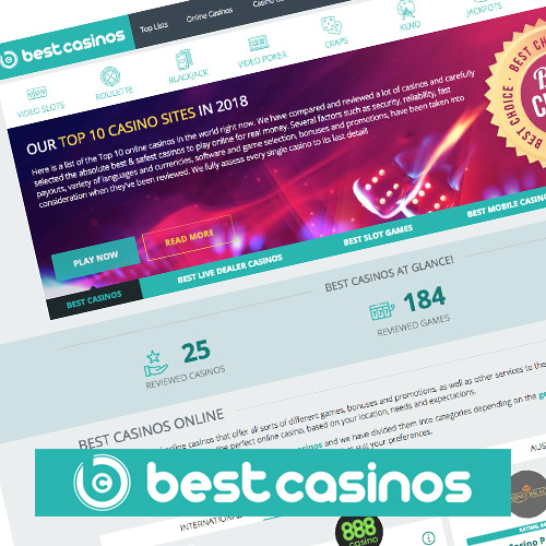 Find Your Perfect Site at BestCasinos.com