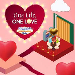 valentines casino bonus game