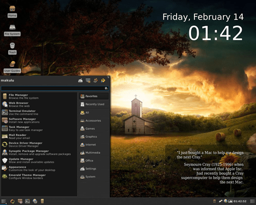 makululinux mate 1.6 iso