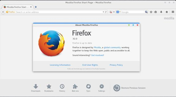 install firefox 31 on opensuse 13.1