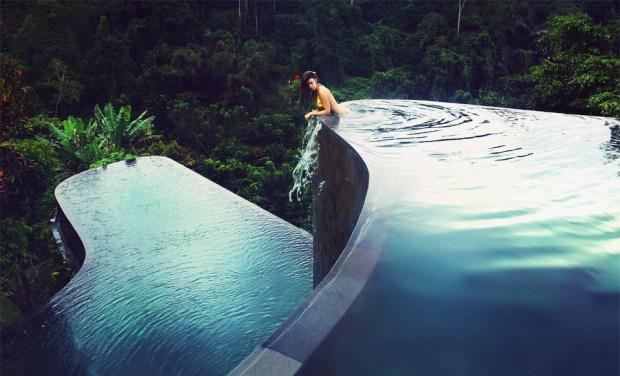 Hanging Garden, Ubud Bali, Indonesia