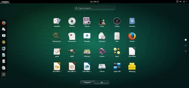 opensuse 13.2 screenshots 1