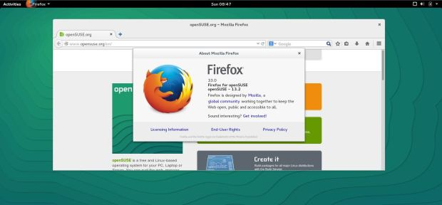 opensuse 13.2 screenshots 3