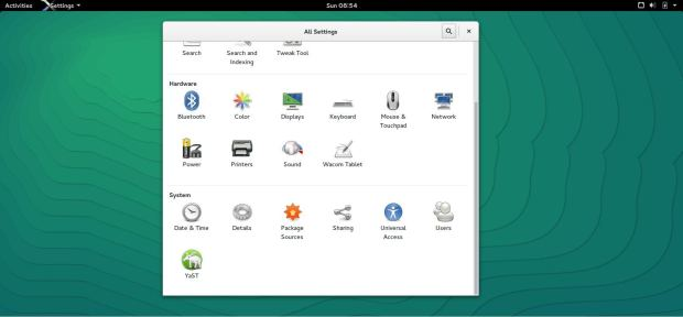 opensuse 13.2 screenshots 5