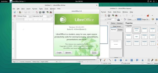 opensuse 13.2 screenshots 6