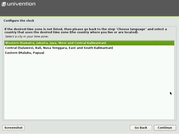 Univention Corporate Server install 7