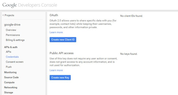 how to integrage google drive on owncloud 4