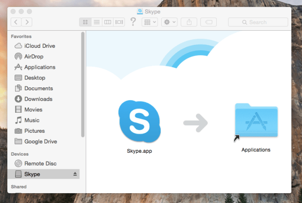 install skype on macbook