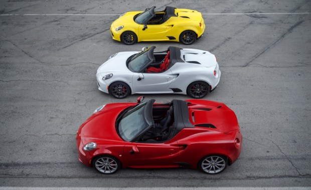 alfa romeo 4c photo 2