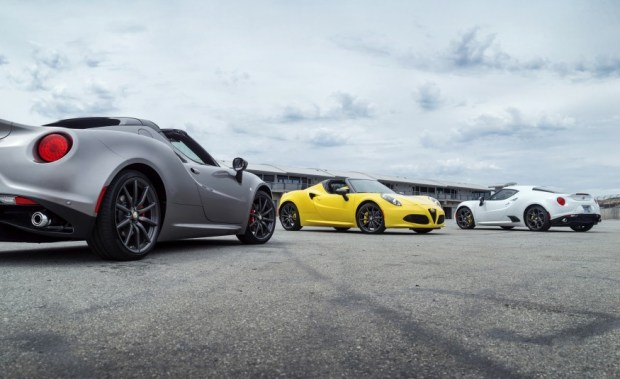 alfa romeo 4c photo 3