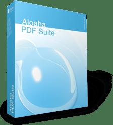 aloaha pdf suite full version