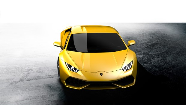 lamborghini huracan photo 1