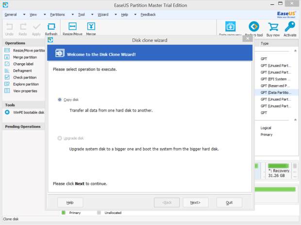 easeus partition master 10.5 full version 2