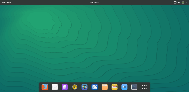 atom dock on opensuse 13.2