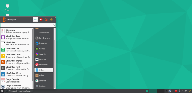 Manjaro 16.06 screenshots 2.png