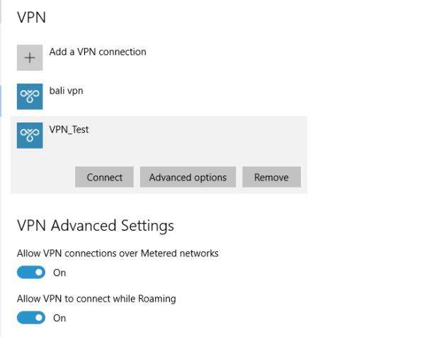 create vpn connection windows 10 8