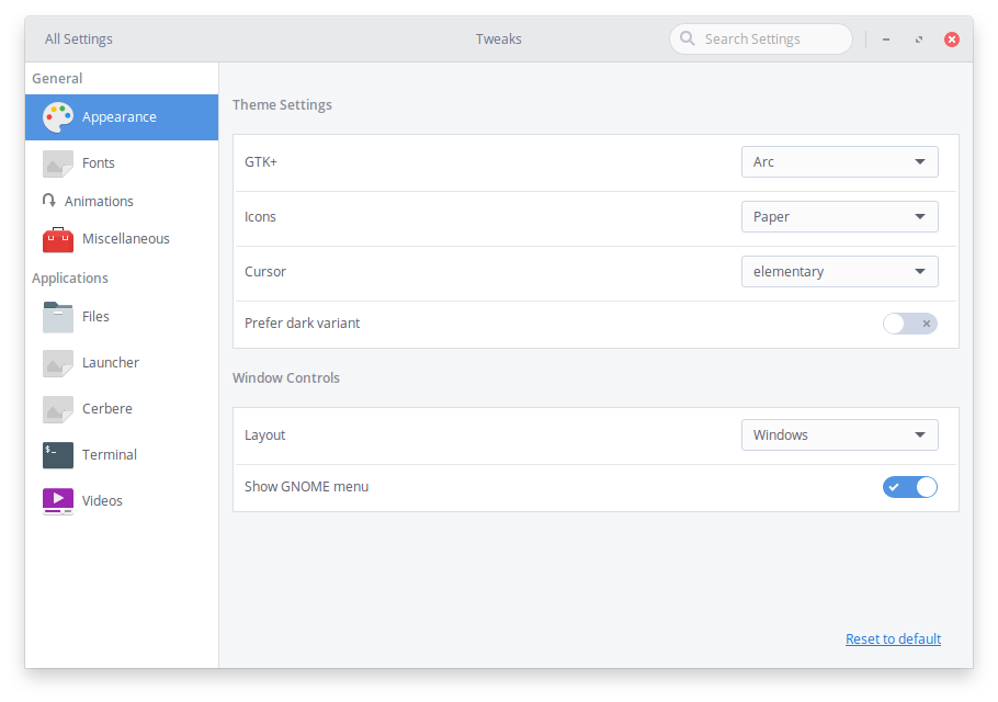 Install Arc Theme on Elementary OS Loki - Tutorial and ...