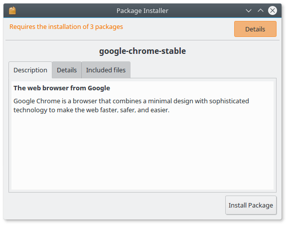 Install Google Chrome 56 0 on Linux Mint 18 1 - Tutorial and