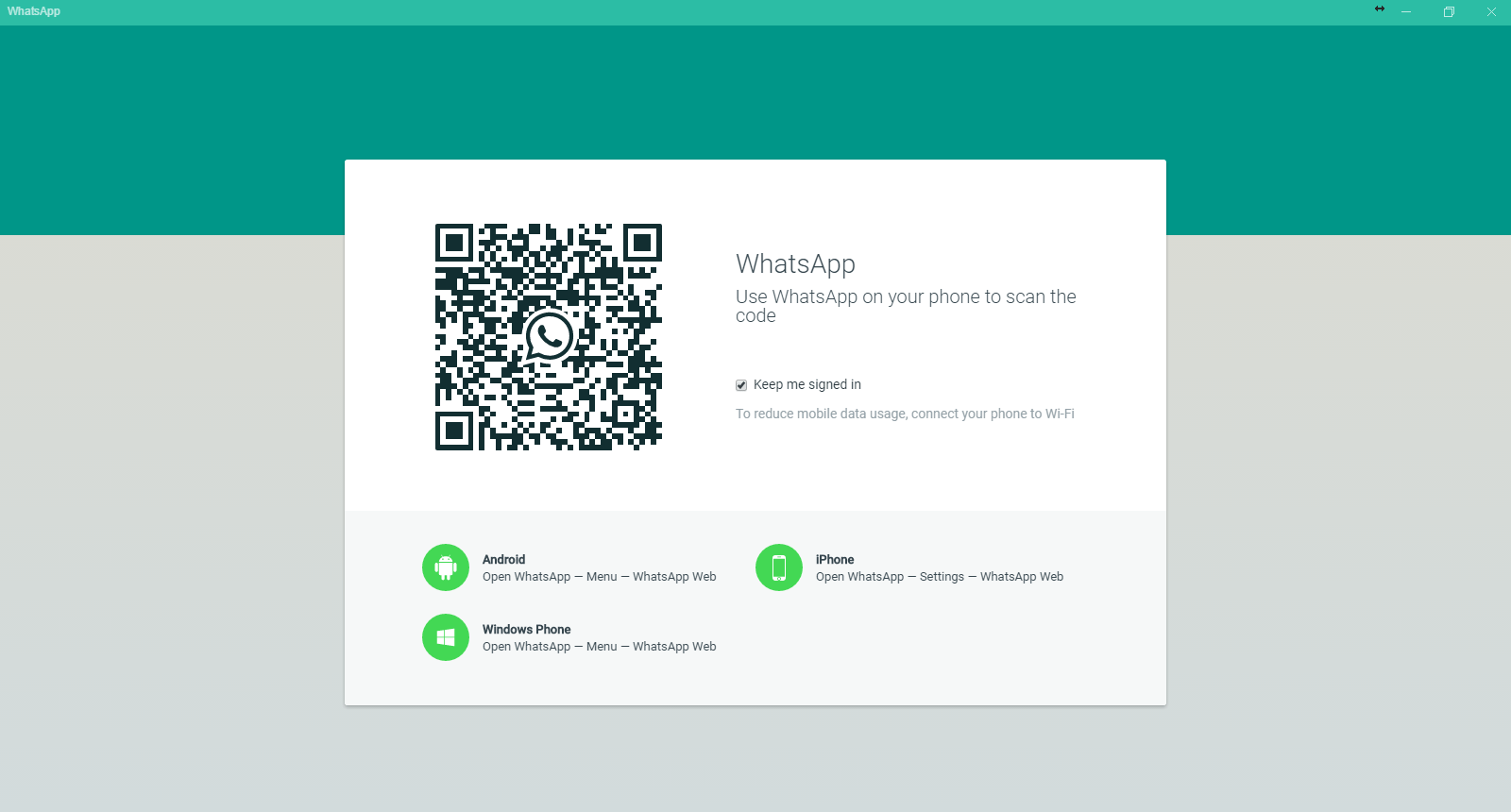 Whatsapp For Windows Is Now Available Download It Now Tutorial
