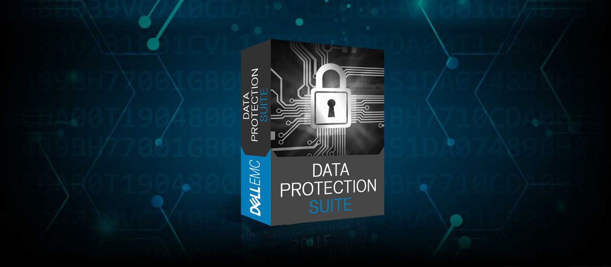 dell EMC Data Protection Suite Full Version