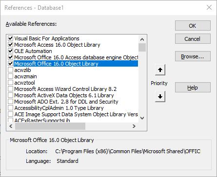 Tutorial Microsoft Access VBA - Open File Dialog - Tutorial and Full