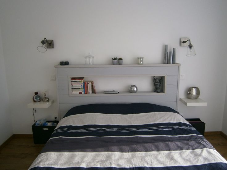 comment faire une tete de lit avec des