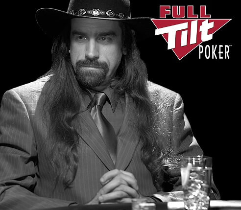 Chris Ferguson when he was with Full Tilt Poker