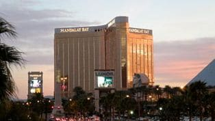 The Mandalay Bay Resort and Casino isn't Too Far Away From the Bellagio
