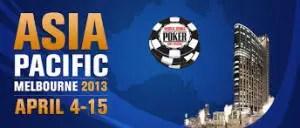 WSOP APAC 2013 in Australia