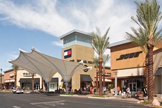 Las Vegas Premium Outlets South Mall Hours And Directory Of Stores: Las Vegas Premium Outlets South Map At Infoasik.co