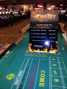 The Fire Bet is offered at Stations Casinos in Las Vegas