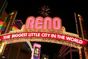 Other than Las Vegas, Reno has the most casinos in Nevada