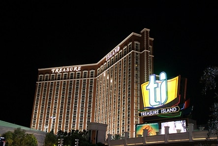 There's still free parking at the T.I. Las Vegas