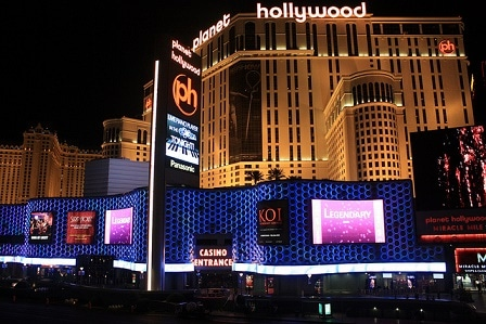 There's still free self-parking at Planet Hollywood in Las Vegas