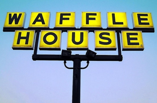 There currently aren't any Waffle House restaurants in Las Vegas