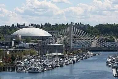 There are 6 casinos near Tacoma, WA.