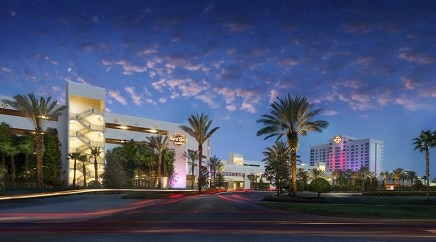 There are 5,000 free parking spaces at the Seminole Hard Rock Hotel & Casino Tampa