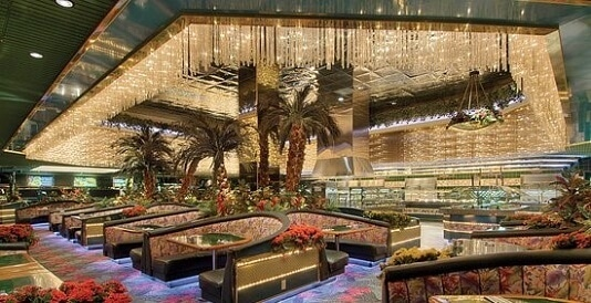 Paradise Buffet at the Fremont Hotel & Casino