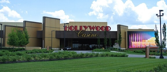 The Hollywood Casino is the only casino in Columbus, Ohio