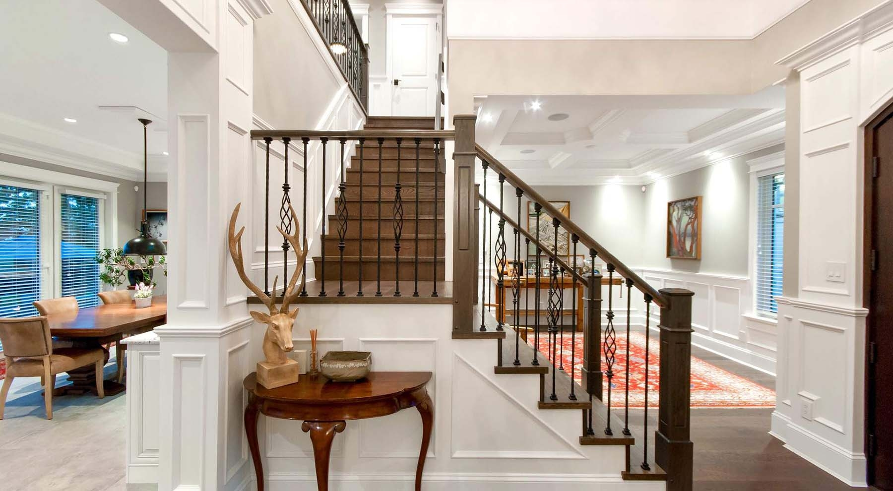 What S The Difference Between A Stair Tread A Stair Riser | Painted Risers On Stairs | Flair | Painting | Stained | Basement | Hardwood