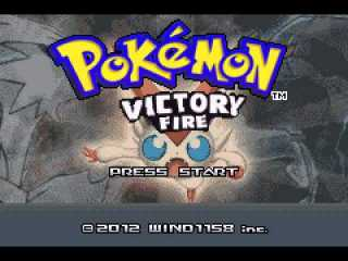 0 - Pokemon Victory Fire GBA ROM