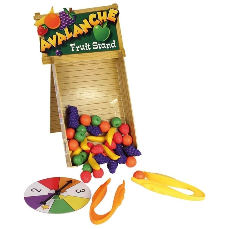 Jouez au casse-briques avec des fruits !