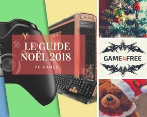 Le Guide Noël 2018 pour offrir des PC portables Gamer