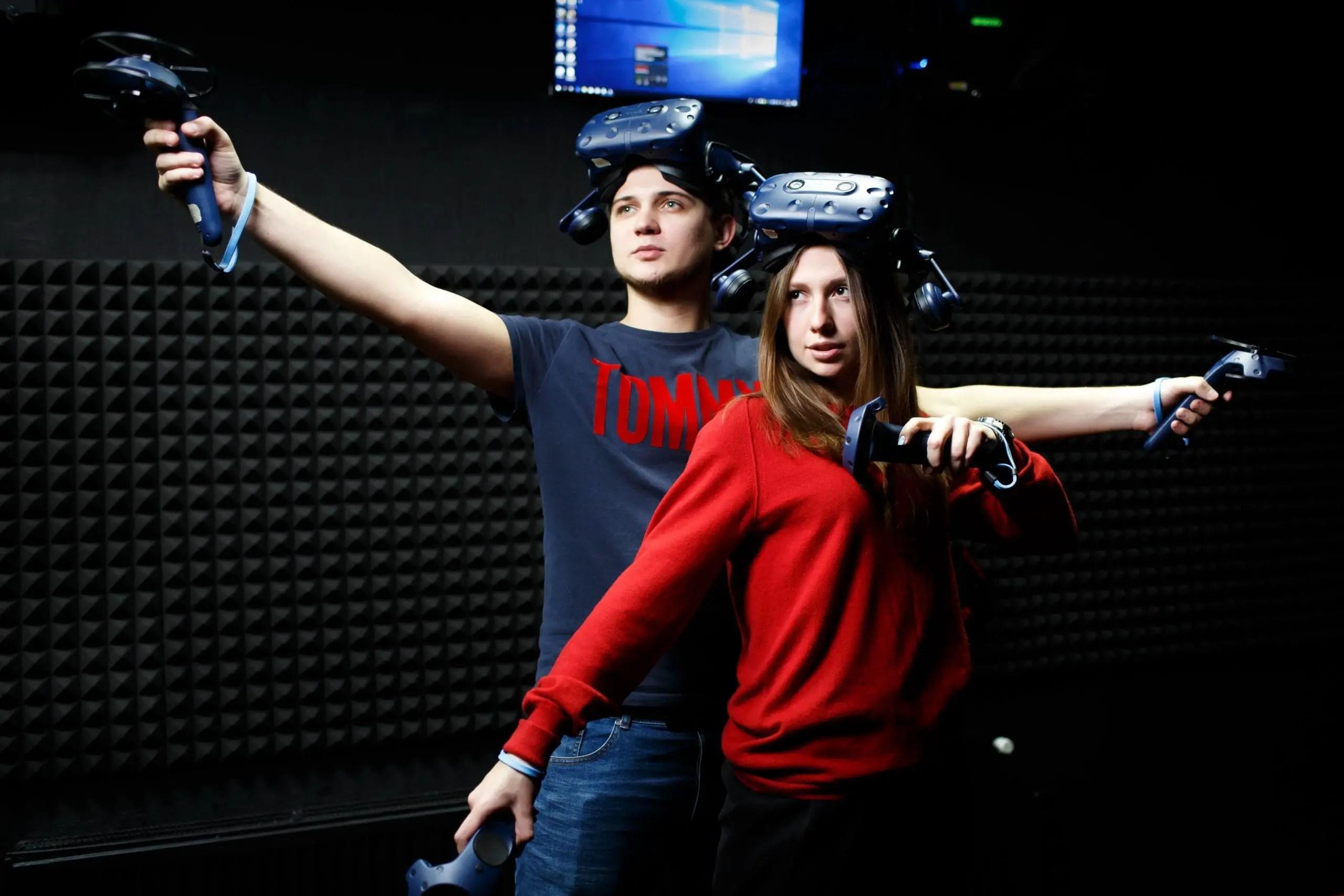 La révolution de la réalité virtuelle dans les jeux vidéos en 2019
