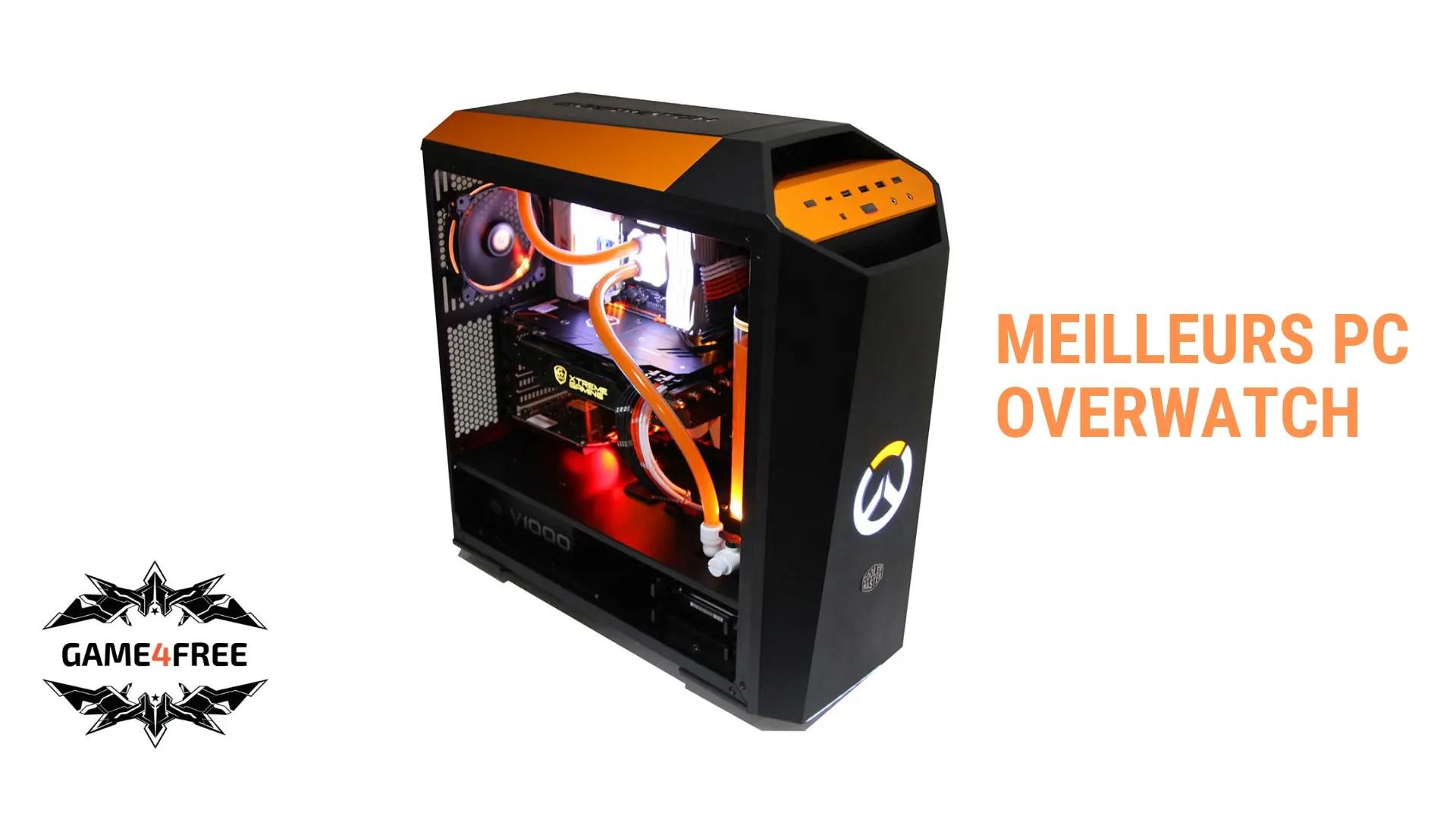 Le meilleur PC pour Overwatch