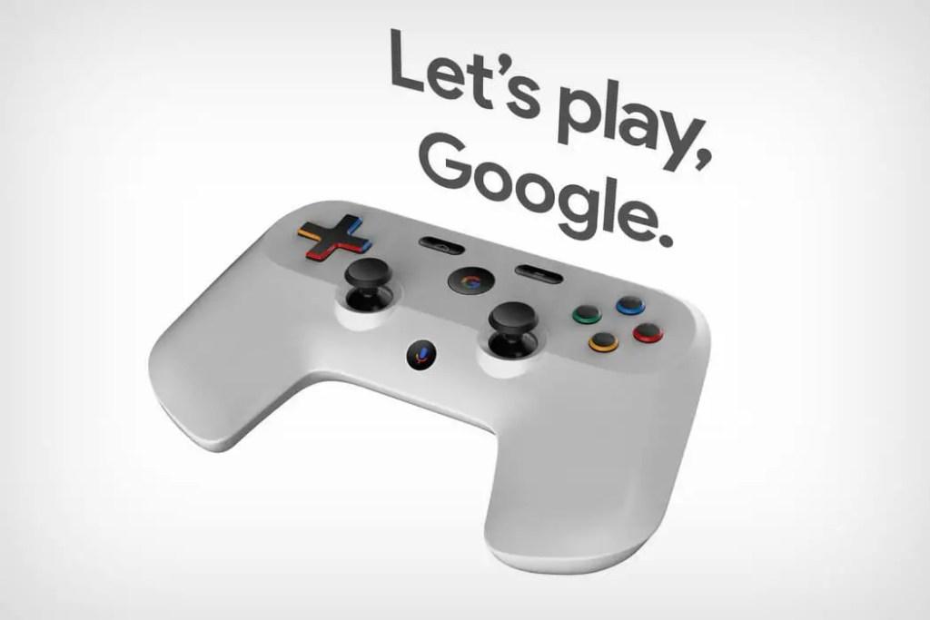 google-controller