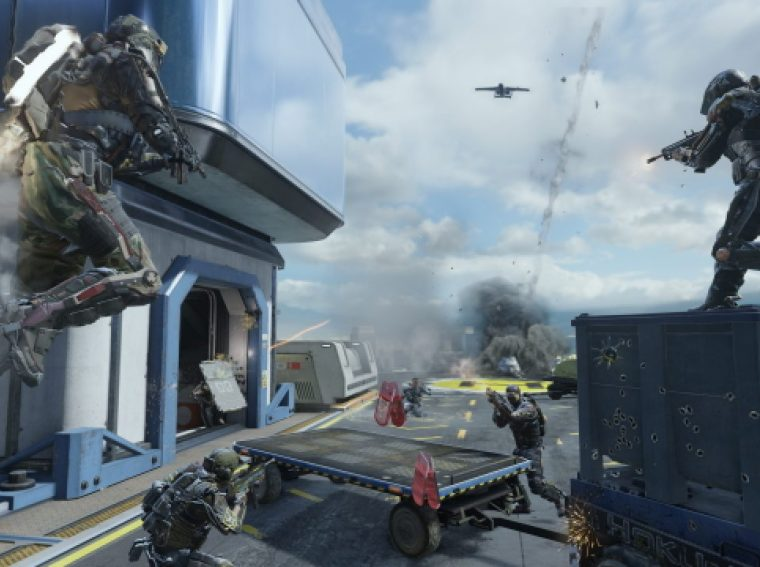 call of duty jetpacks