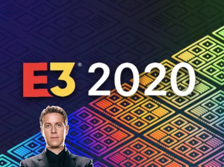 geoff keighley e3 2020